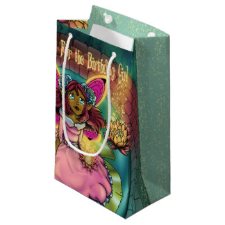 Fairy Serenity Birthday Gift Bag - Small, Glossy