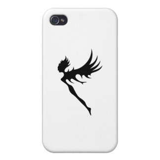 Fairy silhouette iPhone 4/4S cover