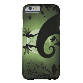 Fairy sisters moonlight forest iPhone case