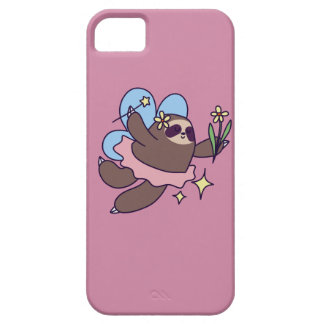 Fairy Sloth iPhone 5 Covers