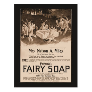 Fairy Soap Postcard
