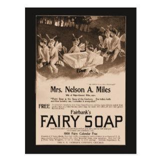 Fairy Soap Postcard