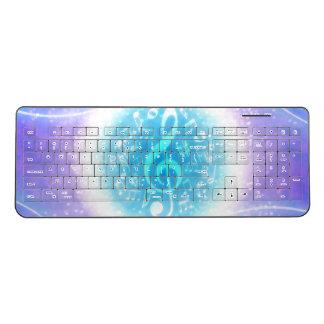 Fairy Song Wireless Keyboard