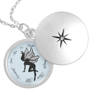 "Fairy Star Locket ""First Star...."