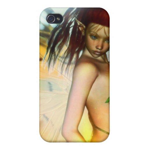 Fairy Sun i iPhone 4/4S Covers