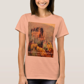 Fairy Tale Castle Women's T-Shirt
