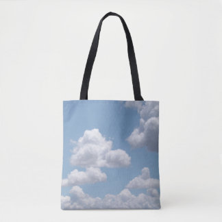 Fairy Tale Clouds Tote Bag