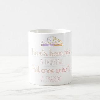 Fairy tale coffee mug