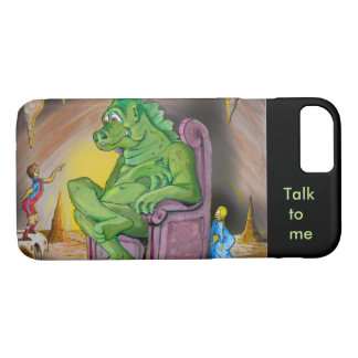 FAIRY TALE DRAGON CAVE iPhone 8/7 CASE