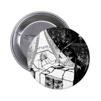 Fairy Tale - Illustration 1 Buttons