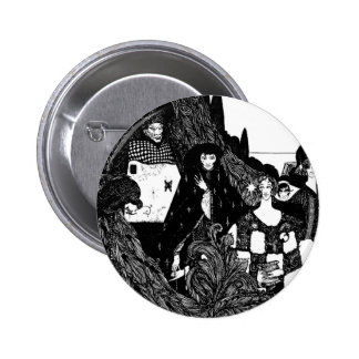 Fairy Tale - Illustration 2 2 Inch Round Button
