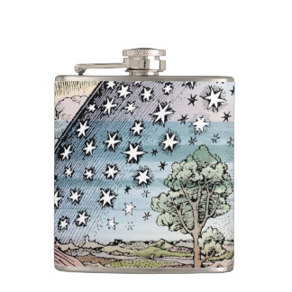 Fairy Tale Illustration Flasks