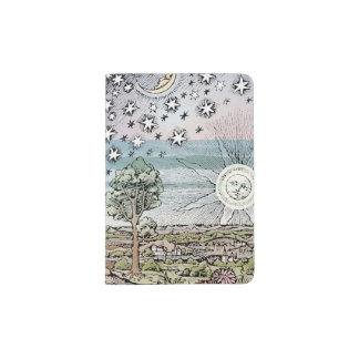 Fairy Tale Illustration Passport Holder