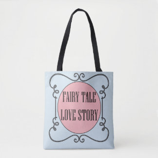 Fairy Tale Love Story Tote Bag