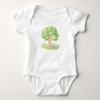 Fairy Tale Tree Baby Bodysuit