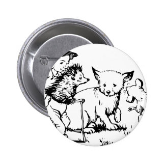 fairy-tales- 2 inch round button