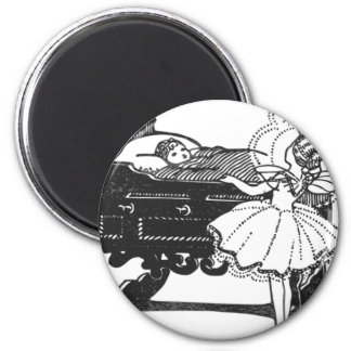 fairy-tales 2 inch round magnet