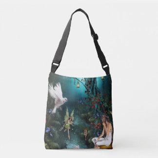 Fairy tales crossbody bag