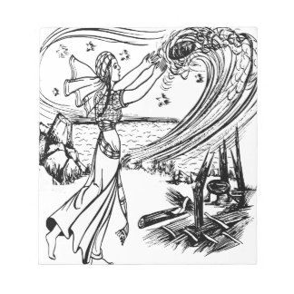 fairy-tales notepad