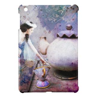 FAIRY TEA COVER FOR THE iPad MINI