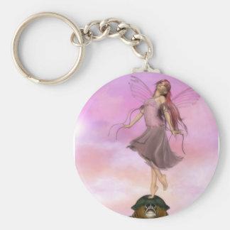 Fairy Turtle Dance II Keychain