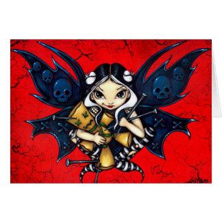 """""""Fairy Voodoo"""" Greeting Card"""