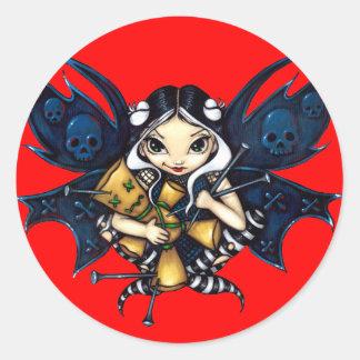 """Fairy Voodoo"" Sticker"