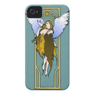 Fairy w/Dove Case-Mate iPhone 4 Cases