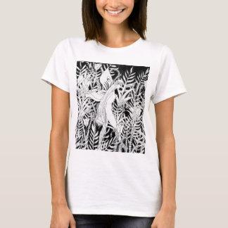 Fairy Walking in Flowers T-Shirt