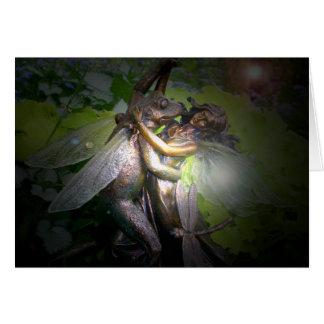 Fairy Waltz Card