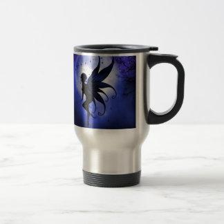 Fairy water dancer coffee mugs
