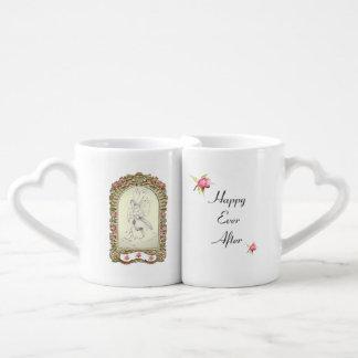 Fairy Wedding Coffee Mug Set