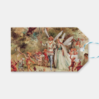 Fairy Wedding Pack Of Gift Tags