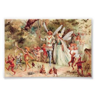 Fairy Wedding Photo
