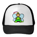 Fairy (with logos) trucker hat