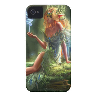 Fairy with wand iPhone 4 case
