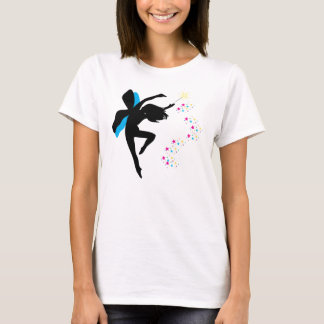 Fairy with Wand/Stars T-Shirt