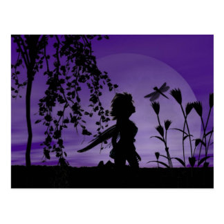 fairy wonder postcard