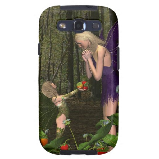Fairy Woodland Mother's Day Gift Galaxy S3 Case