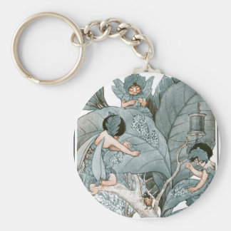 Fairy World - The Leaf Makers Keychain
