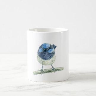 Fairy wren coffee mug