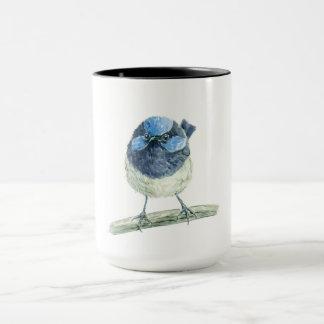 Fairy wren mug