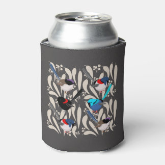 Fairy Wrens Can Cooler