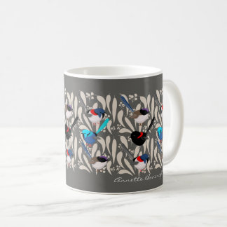 Fairy Wrens Coffee Mug