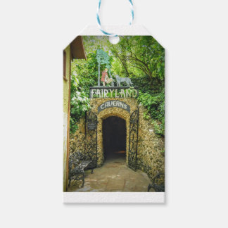 Fairyland Caverns Nature Photography Pack Of Gift Tags