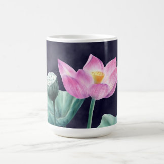 FAIRYLAND LOTUS FLOWER MUG