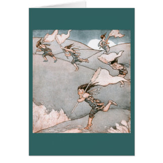 Fairylands - The Wind Gatherers Card