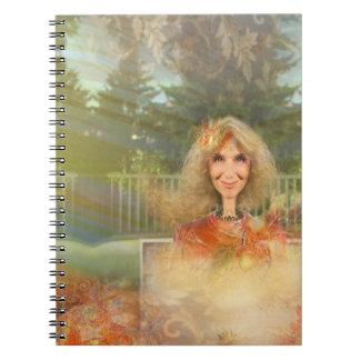 Fairytale Fall Notebook
