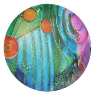 Fairytale, magic Design, photography, colorful Plates