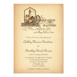 medieval wedding invitations & announcements | zazzle canada, Wedding invitations